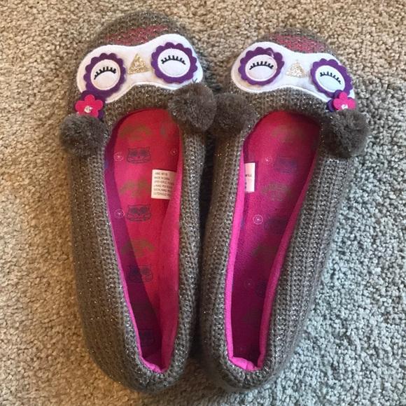 Kohl's Shoes | Kohls Owl Slipper | Poshmark